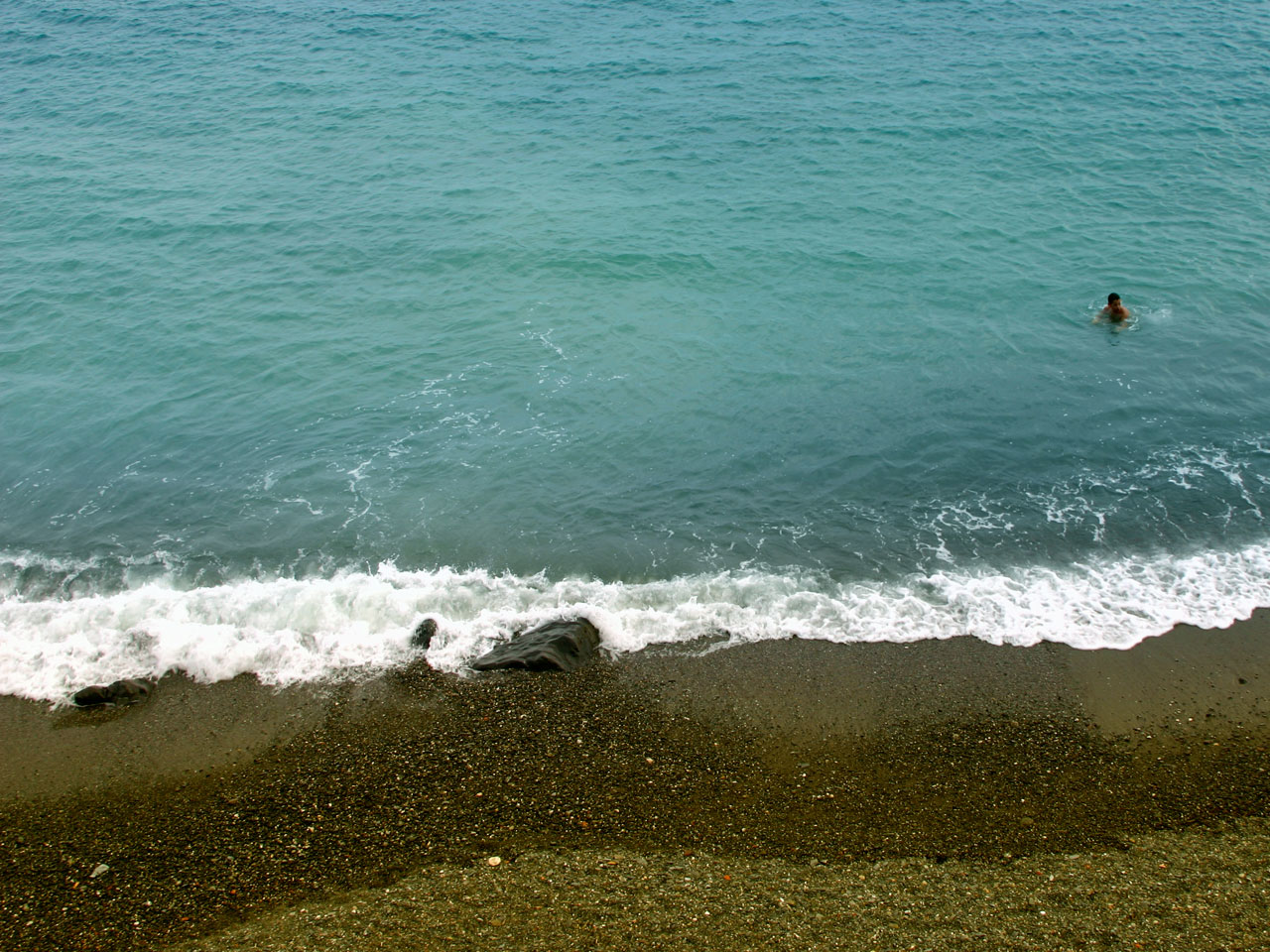 Alone [Sea] #01
