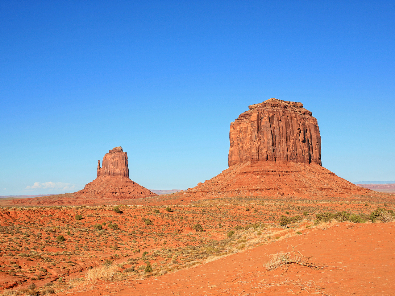 Monument Valley #01