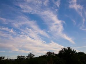 Il cielo su Figline [ORIG]