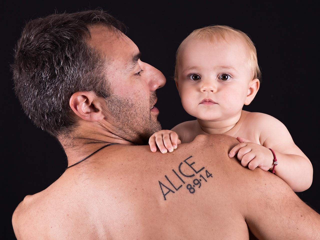 Alice e Papà