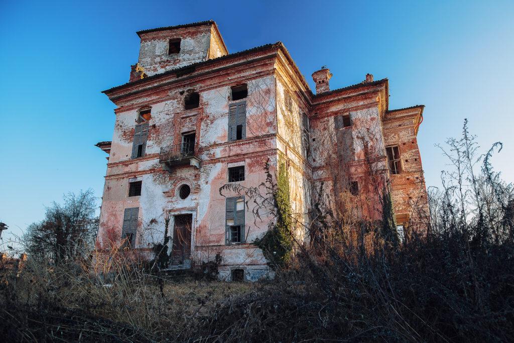 Castello di Beinette #01