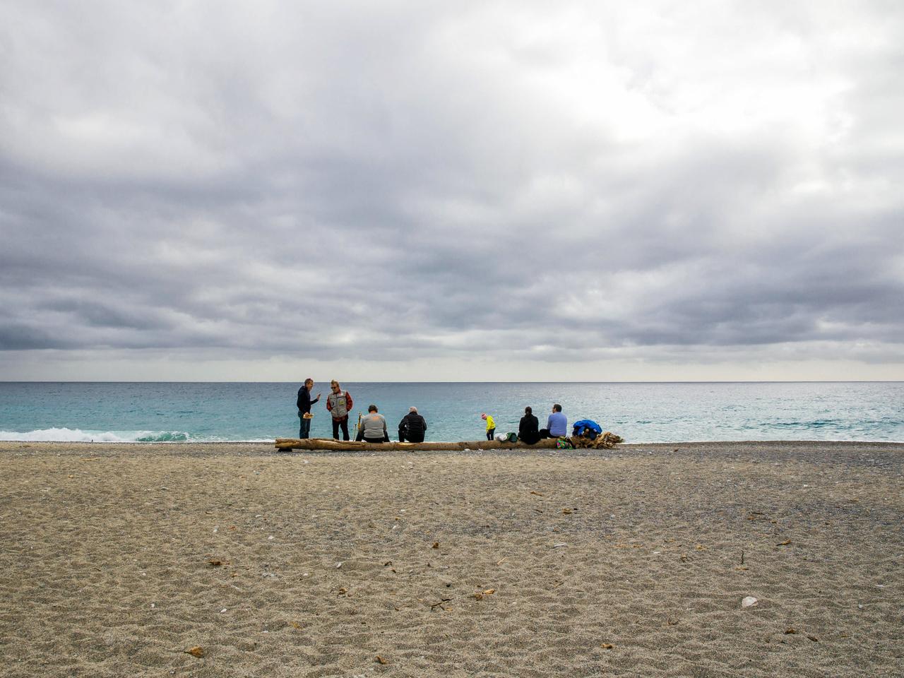 Strane storie sulla spiaggia