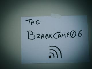 BzaarCamp #09