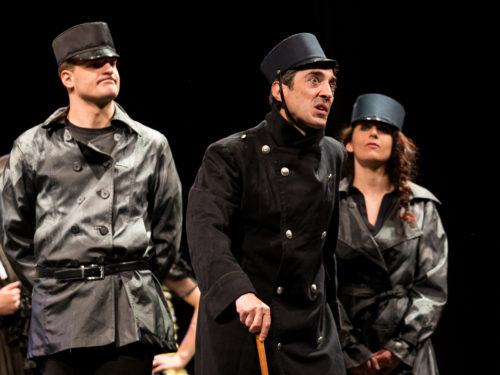 L'Ispettore Javert