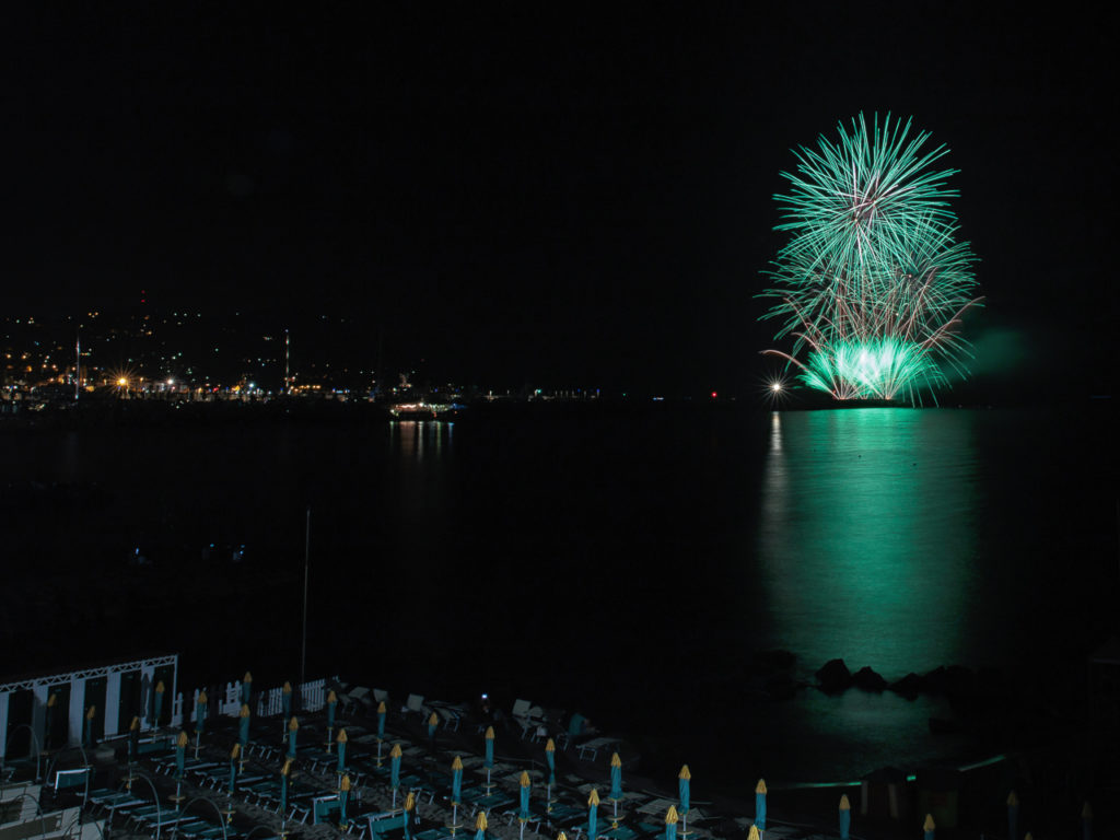 Fuochi D'Artificio (Vele D'epoca 2016) #01