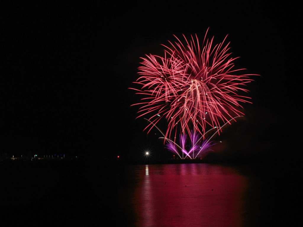 Fuochi D'Artificio (Vele D'epoca 2016) #02