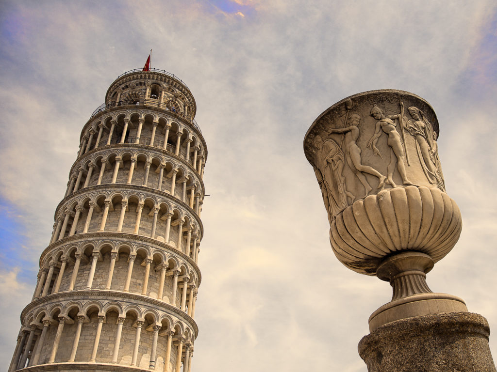 The Leaning Tower of Pisa #01