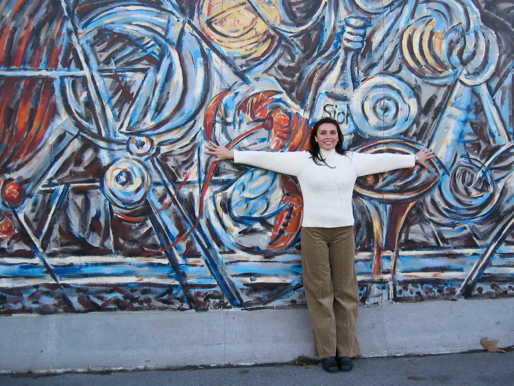 Il muro/Silvia