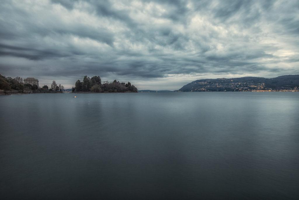 Alba sul lago Maggiore #01
