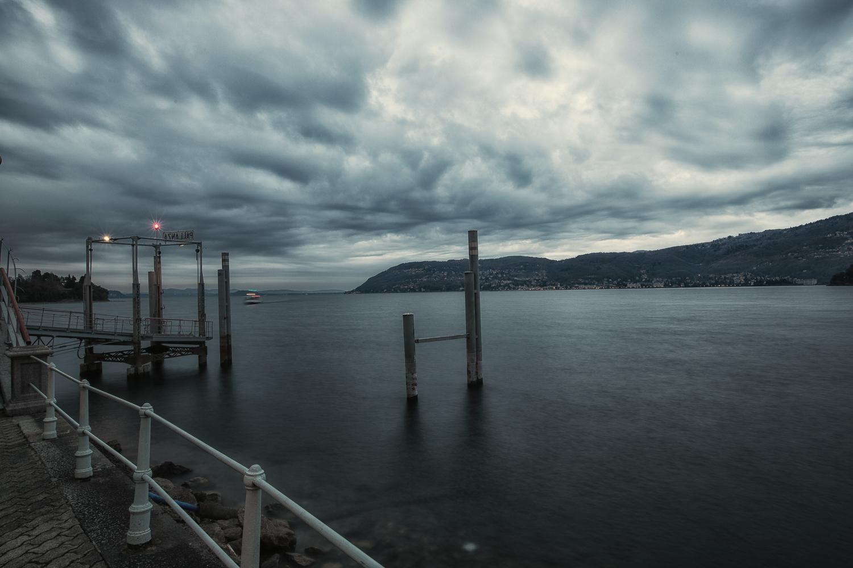 Alba sul lago Maggiore #03