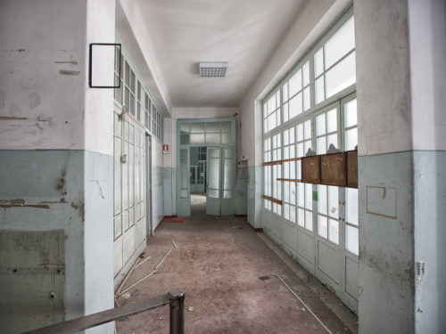 Ex Ospedale Umberto Novaro #12
