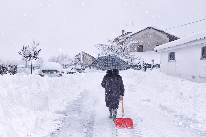 Il senso di Cuneo per la neve