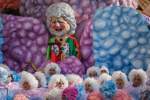 Carnevale di Viareggio #04