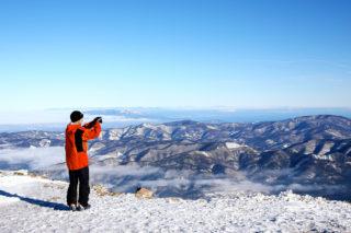 Il fotografo della neve