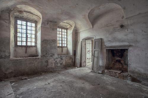 La Villa della Meravigliosa Conchiglia #01