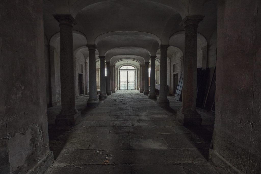 La Villa della Meravigliosa Conchiglia #07