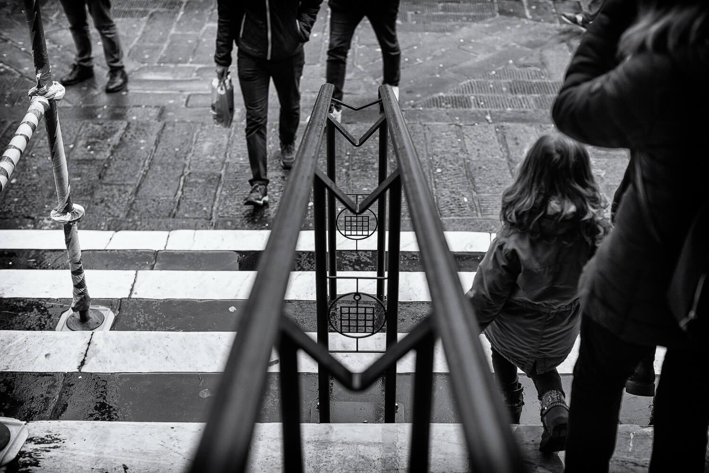 Genova di ferro e di scale