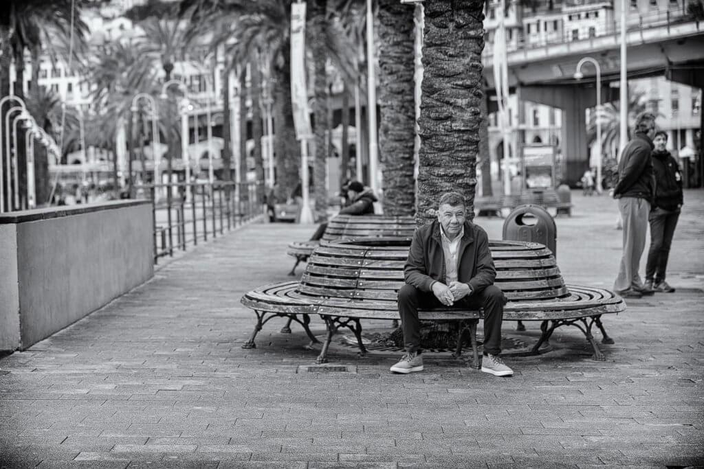 Street in Genova #01