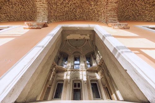 Villa dalle 100 finestre #16