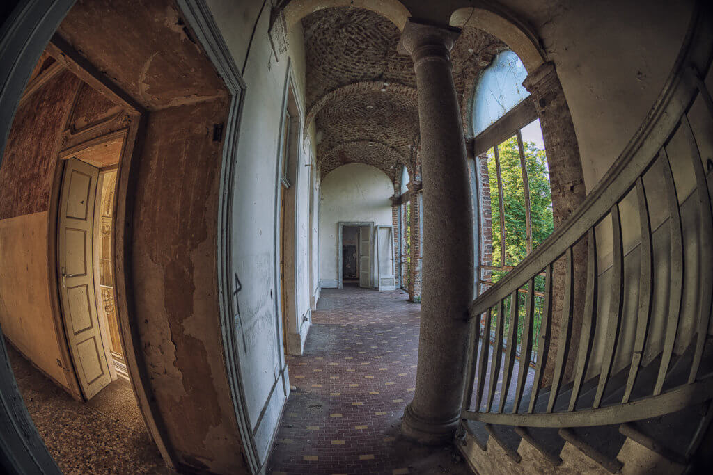 Villa dalle 100 finestre #19