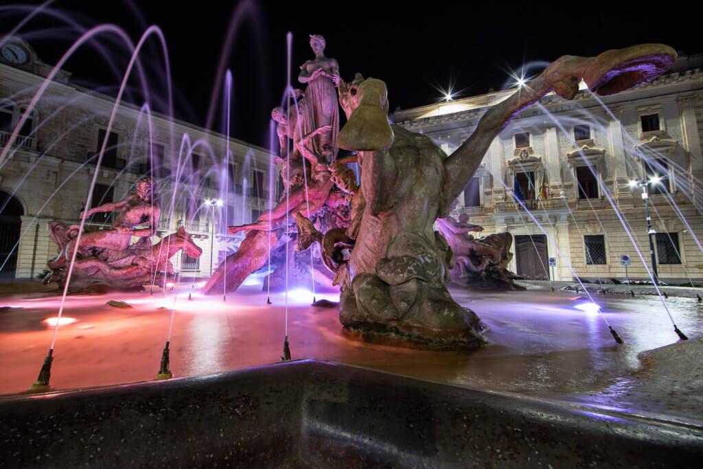 Fontana di Diana #01