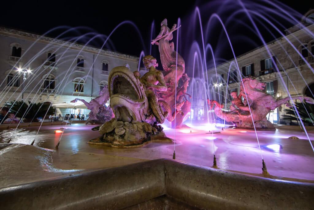 Fontana di Diana #02