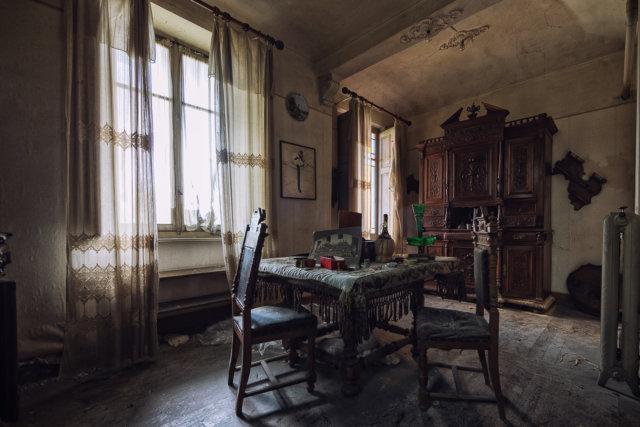Villa dei Segreti #01