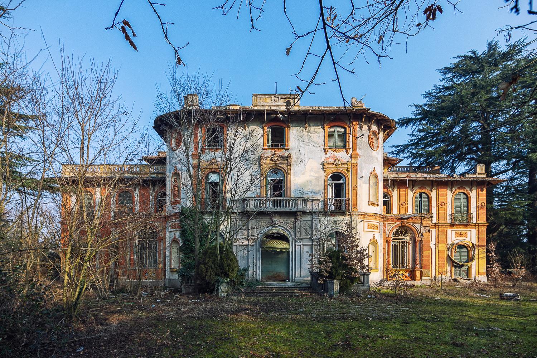 Villa Minetta #01