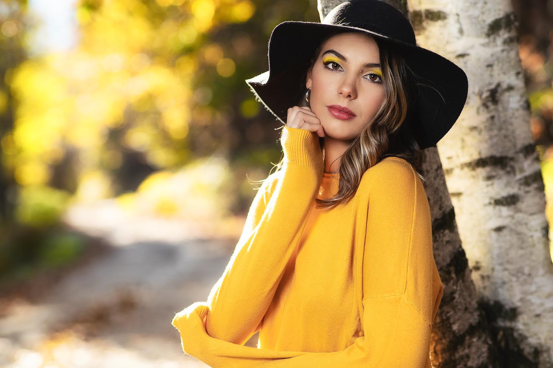Autumn in yellow #01
