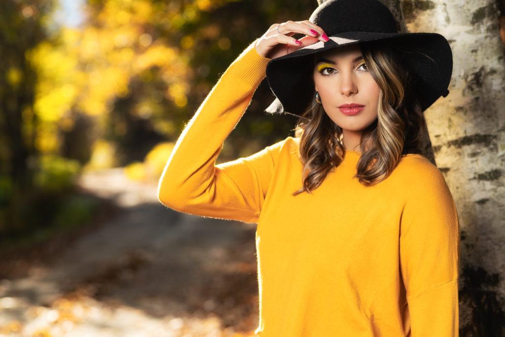 Autumn in yellow #02