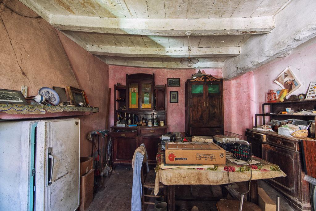 La casa del collezionista di santi #03
