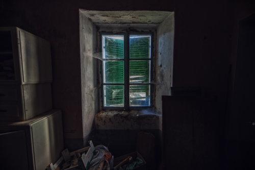 La casa del collezionista di santi #04