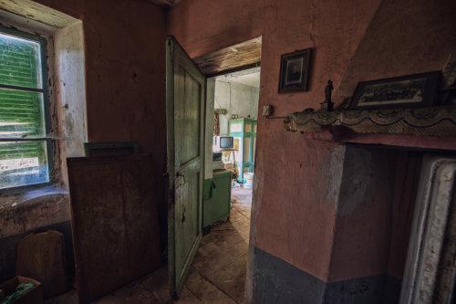 La casa del collezionista di santi #05