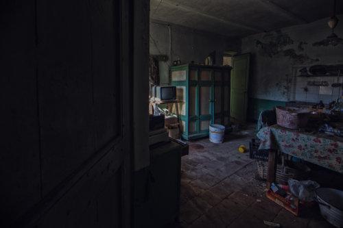 La casa del collezionista di santi #06