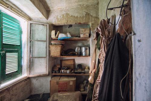 La casa del collezionista di santi #08