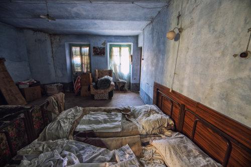 La casa del collezionista di santi #09
