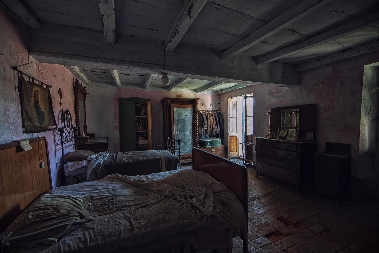 La casa del collezionista di santi #11