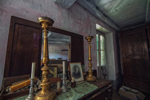 La casa del collezionista di santi #12
