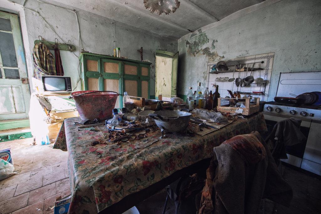 La casa del collezionista di santi #19