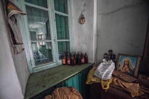 La casa del collezionista di santi #21