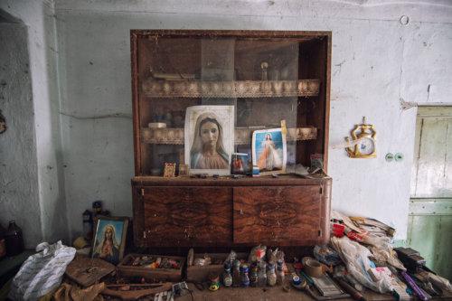 La casa del collezionista di santi #22