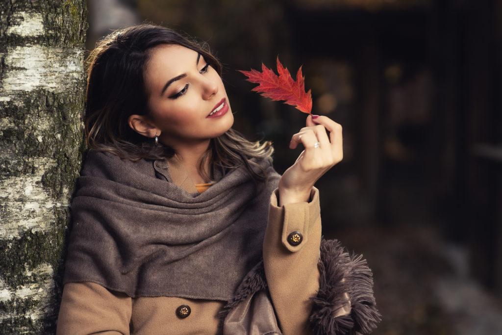 Red leaf #02