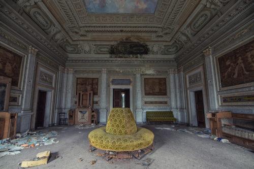 Villa del medico impazzito #01