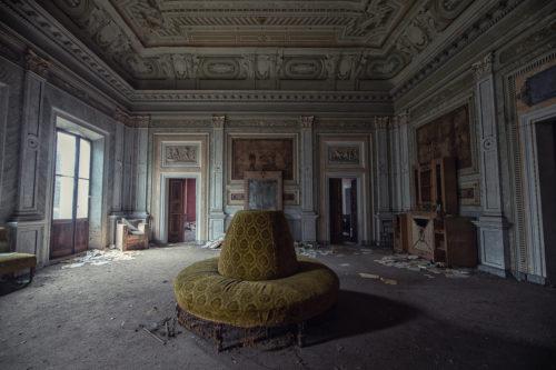 Villa del medico impazzito #02