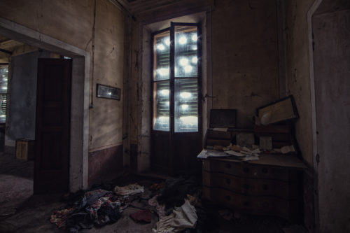 Villa del medico impazzito #04