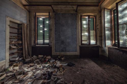 Villa del medico impazzito #05