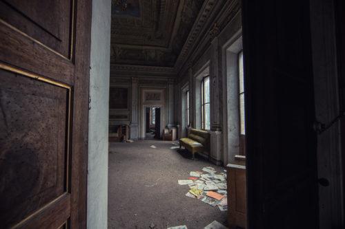 Villa del medico impazzito #07