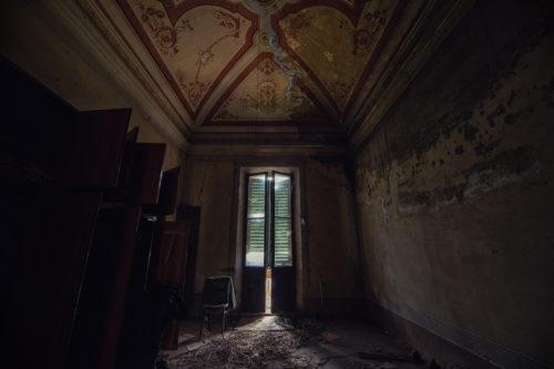 Villa del medico impazzito #09