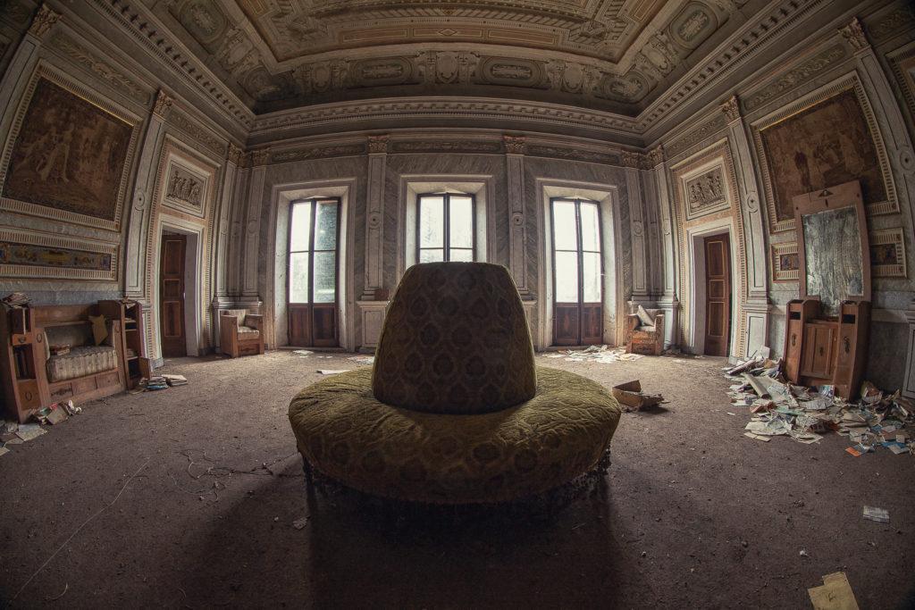 Villa del medico impazzito #12