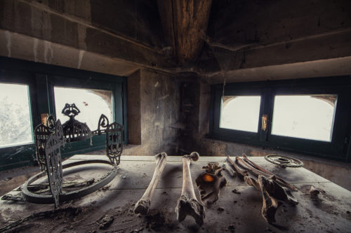 Villa del medico impazzito #16